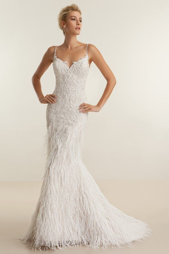 Bridal Gowns Demetrios Platinum - Style DP306   Wedding crap ...
