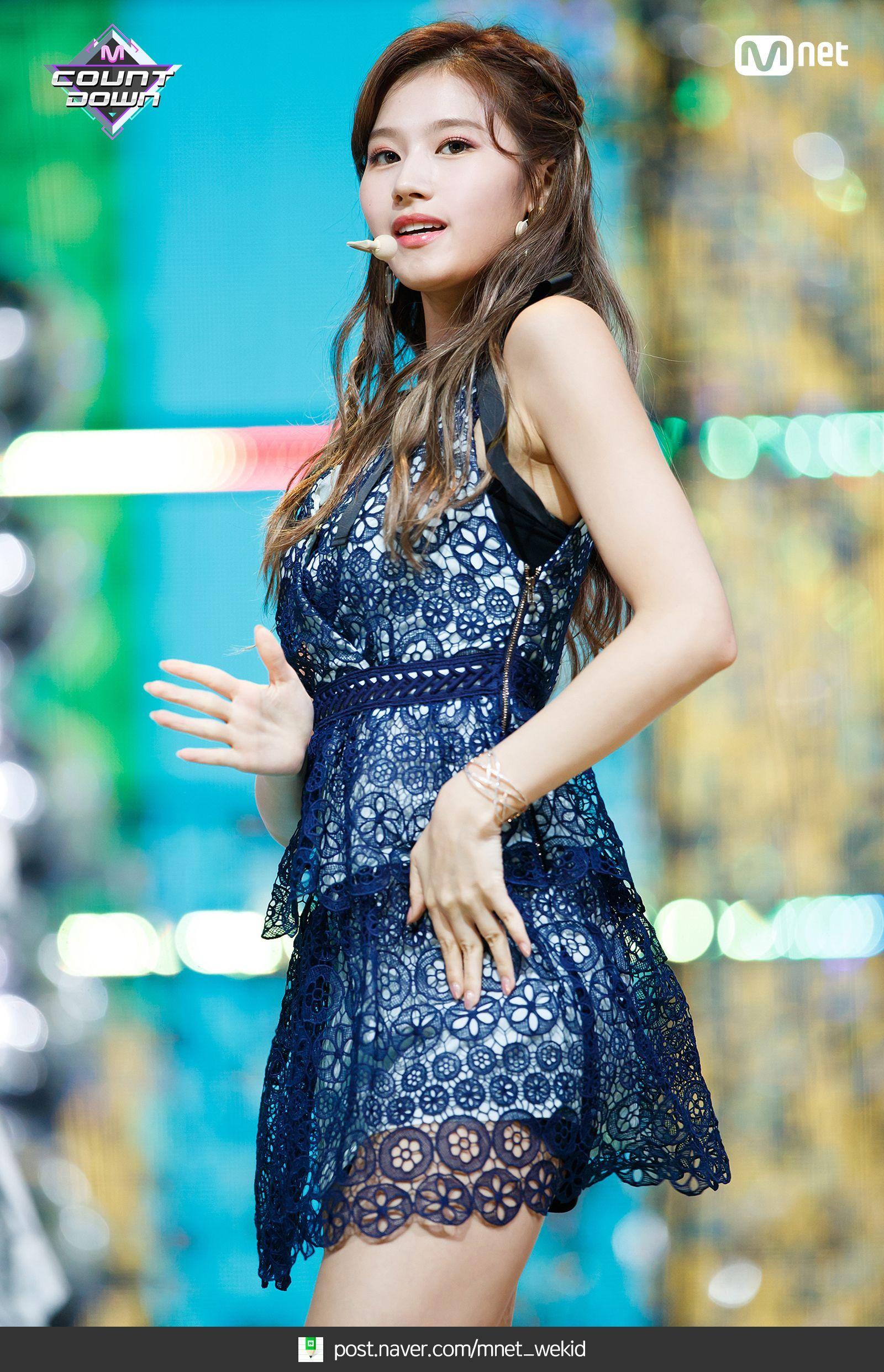 180719 Twice Dance The Night Away At M Countdown Kpop Girls Pop
