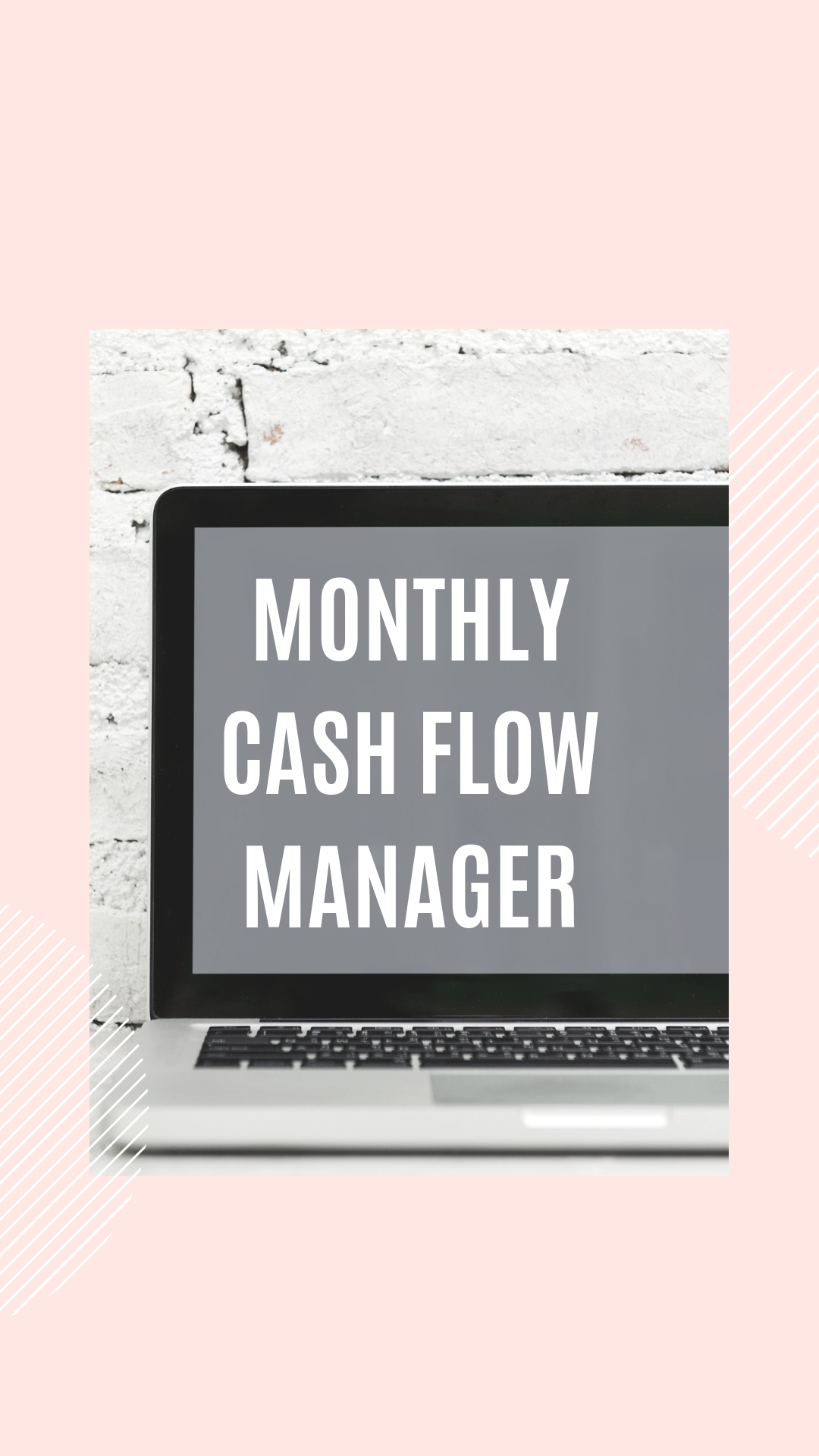 Monthly Cash Flow Manager