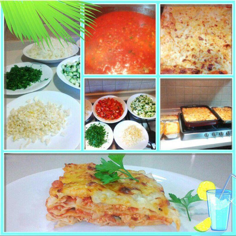 Cerotenedores - Lasagne al forno