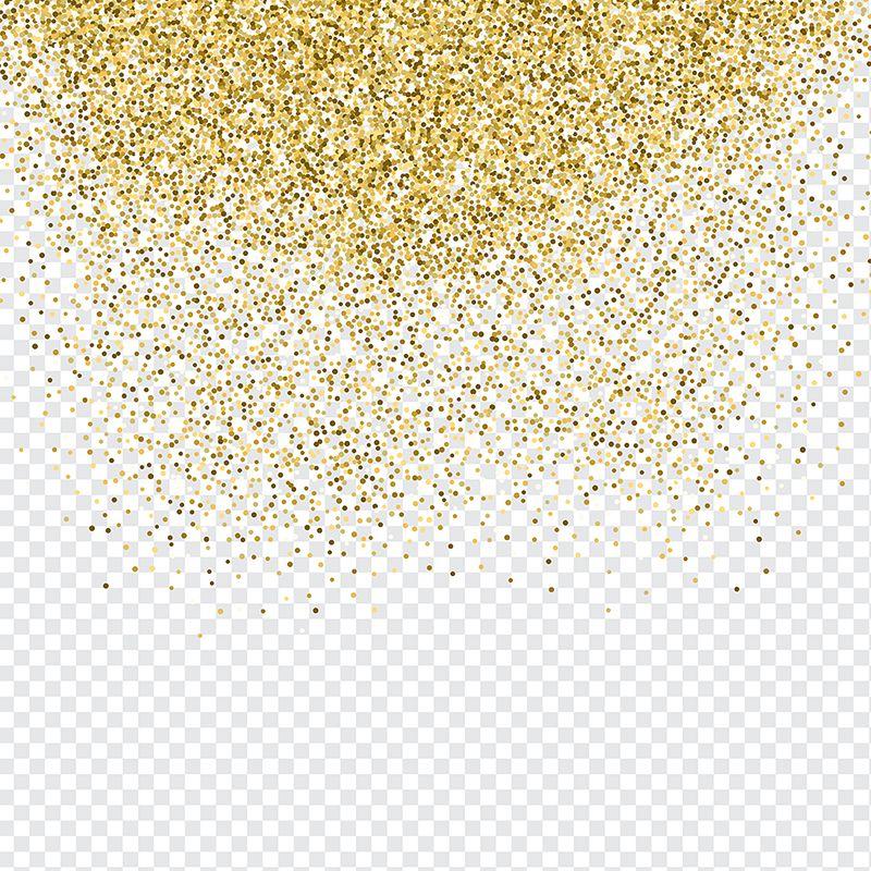 gold confetti background 0706