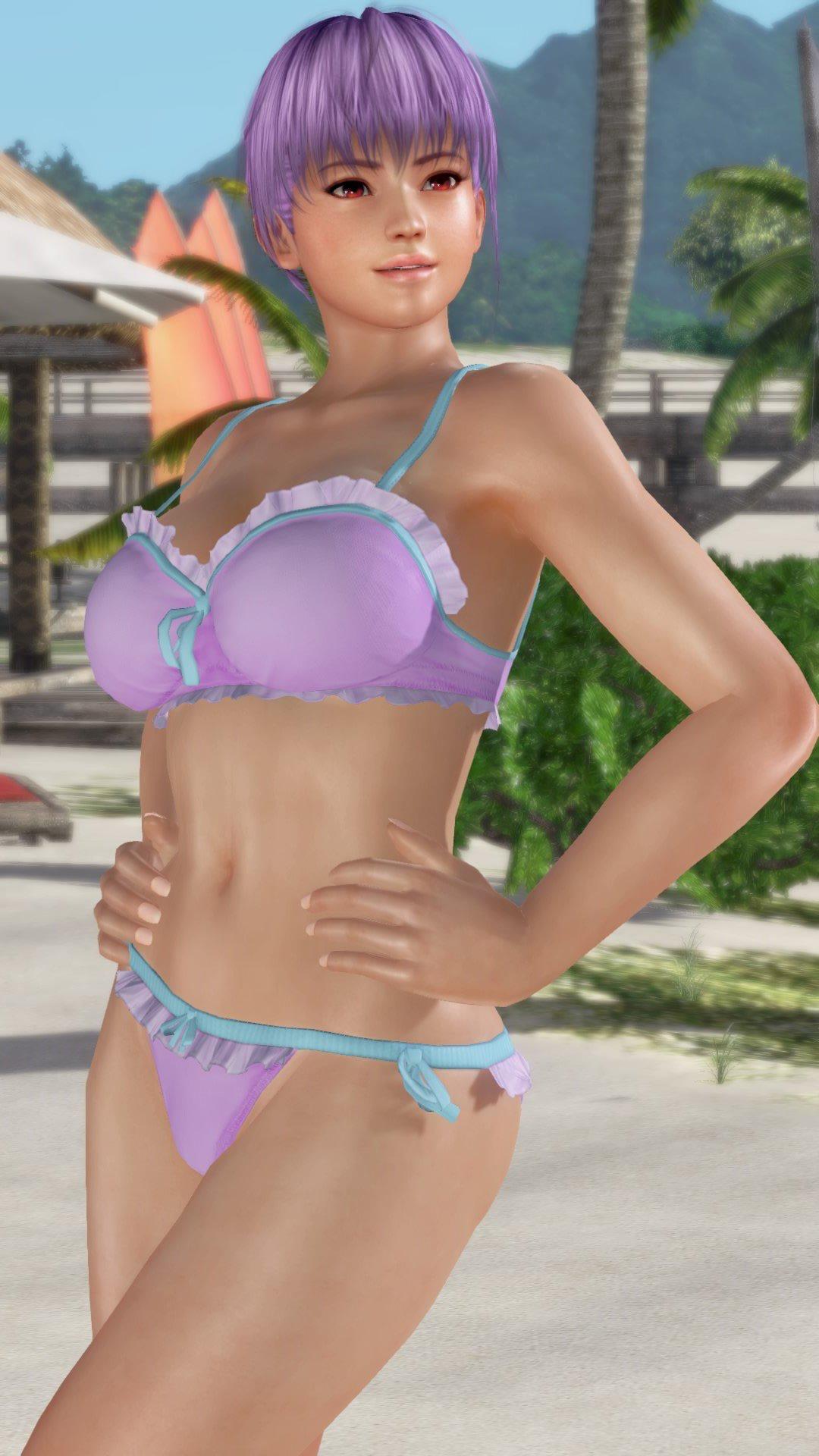 Bikini video game