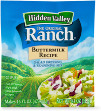 Homemade Restaurant Style Buttermilk Ranch Hidden Valley Ranch Buttermilk Recipes Hidden Valley Ranch Buttermilk Recipe Ranch Dressing Recipe Hidden Valley