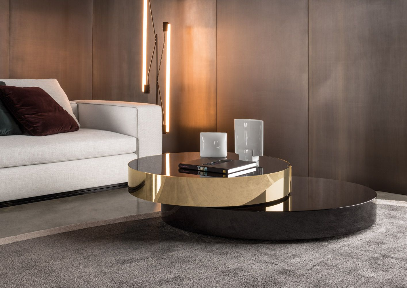 smink incorporated products coffee side tables minotti rh pinterest com