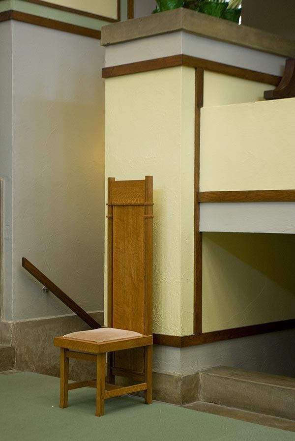Unity Temple Frank Lloyd Wright u2013 CAD Design