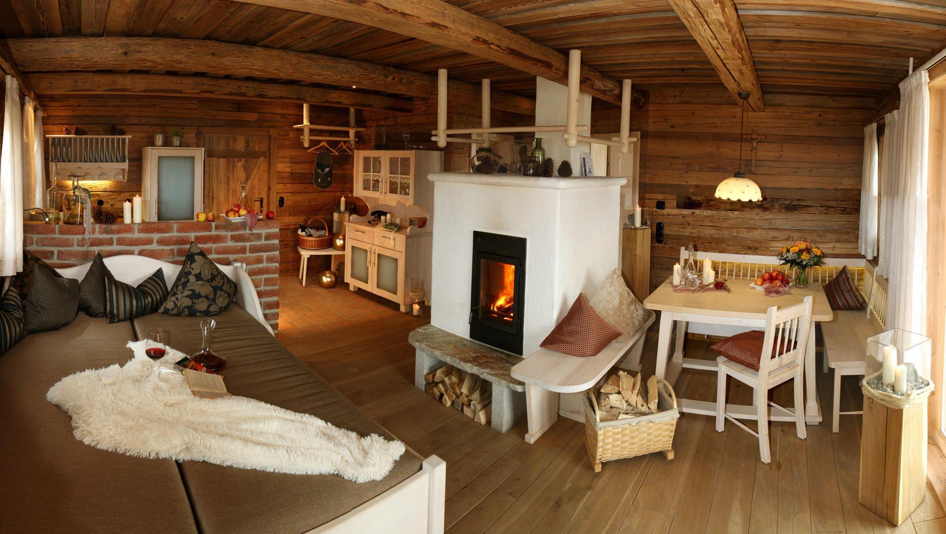 luxus bergh tte bayern im bay wald gartenhaus ideen einrichtung pinterest bergh tte luxus. Black Bedroom Furniture Sets. Home Design Ideas