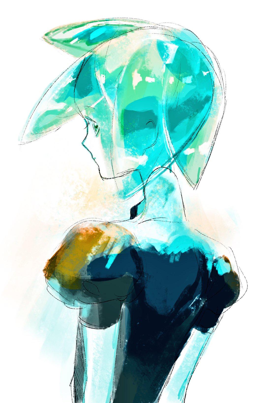 Pin by anilyan on houseki no kuni pinterest anime simple cartoon and kawaii anime girl