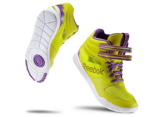 Women's Dance UR Lead Mid Shoes V51940 | Zumba shoes, Reebok