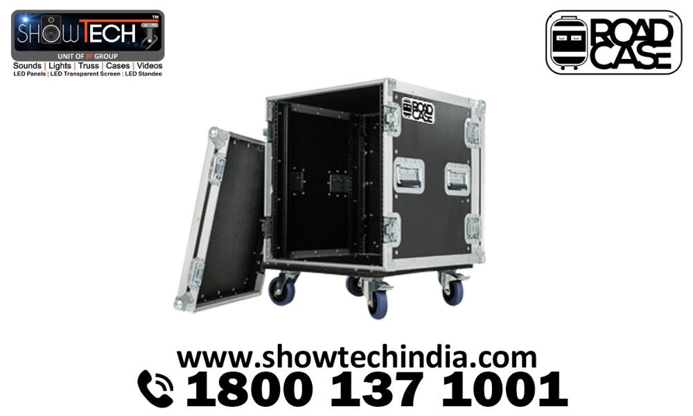 Road Case 12u Power Amplifier Flight Case Power Amplifiers Case Amplifier