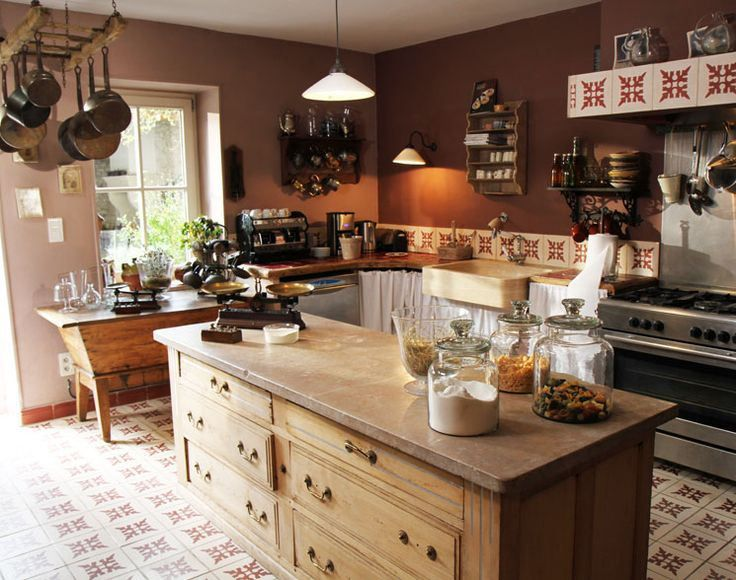 Provenzale Arredamento ~ Cucina provenzale un po rustica arredamento shabby kitchen