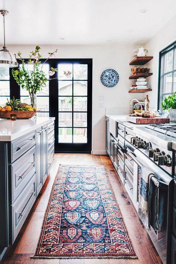 10x de mooiste interieurs met stalen deuren in 2018 kitchen floors rh pinterest com
