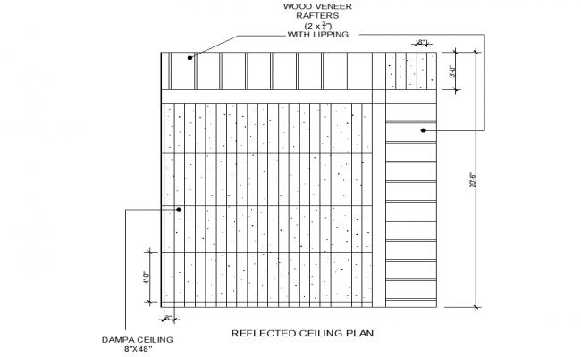 ceiling plan detail dwg file with dimension detail naming detail rh pinterest com