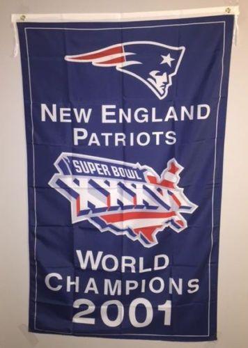 Nfl New England Patriots 2001 2003 2004 2014 Super Bowl