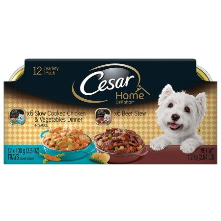 Pets Wet Dog Food Dog Food Recipes Slow Cooked Chicken