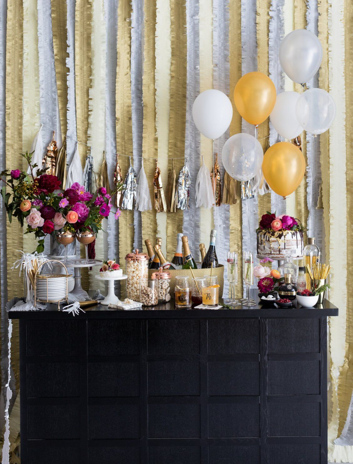 new year s eve party wedding and registry inspiration pinterest rh pinterest com