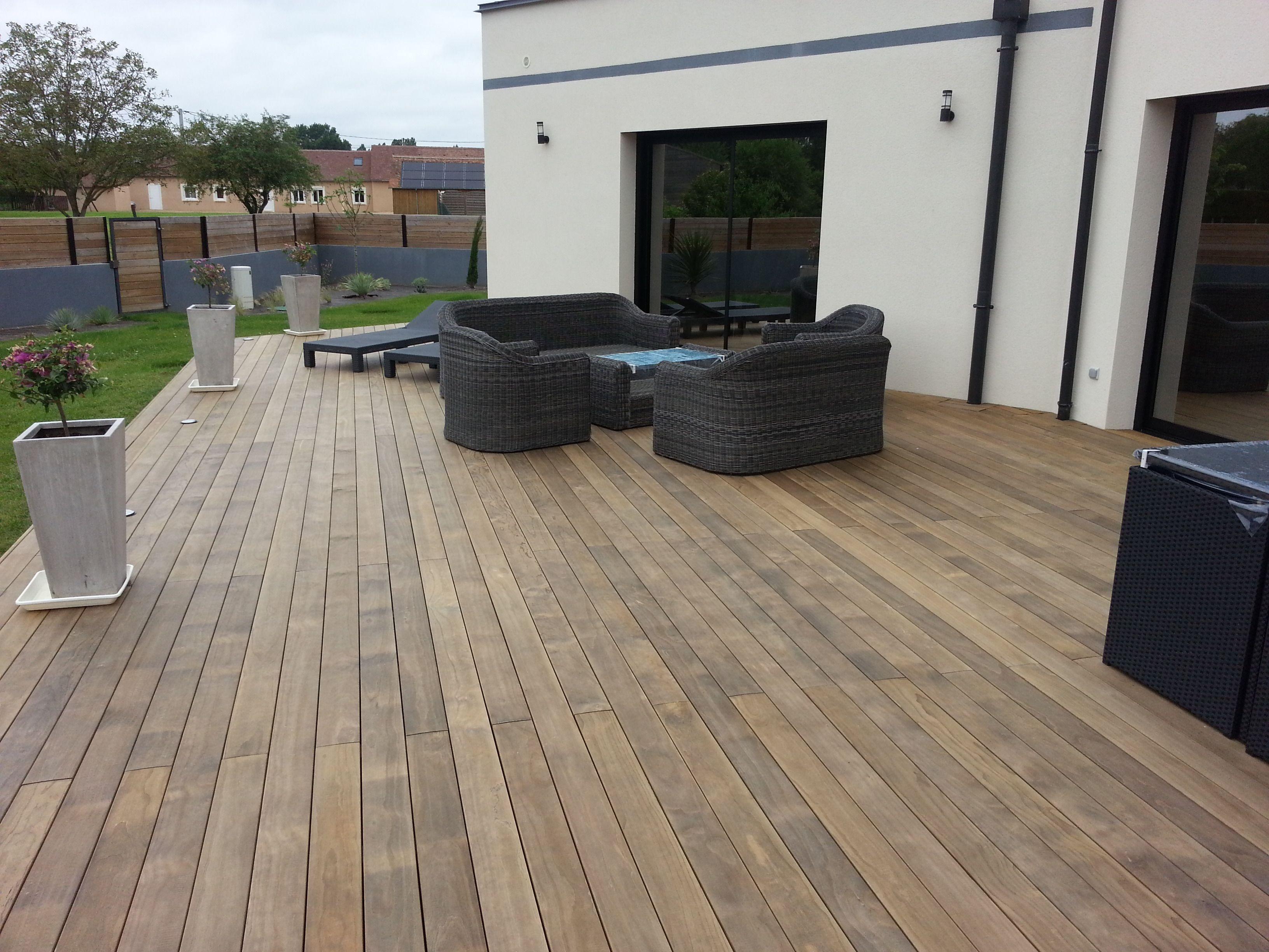 terrasse am nag e en kebony r alisation de terrasses. Black Bedroom Furniture Sets. Home Design Ideas