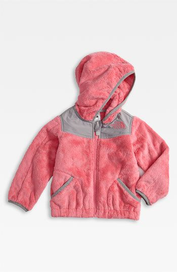 841c2e8a6c The North Face  Oso  Hooded Fleece Jacket (Infant) (Nordstrom Exclusive)  available at  Nordstrom