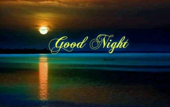 Sleep with a smile, good night.
