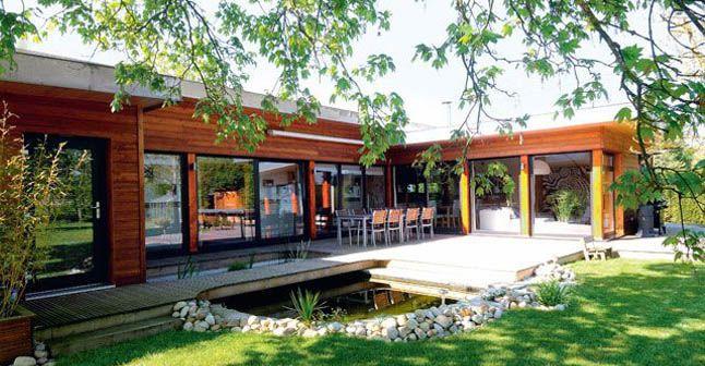 Maison écologique, maison BBC  8 maisons de rêve à la mode écolo - prix d une construction de maison
