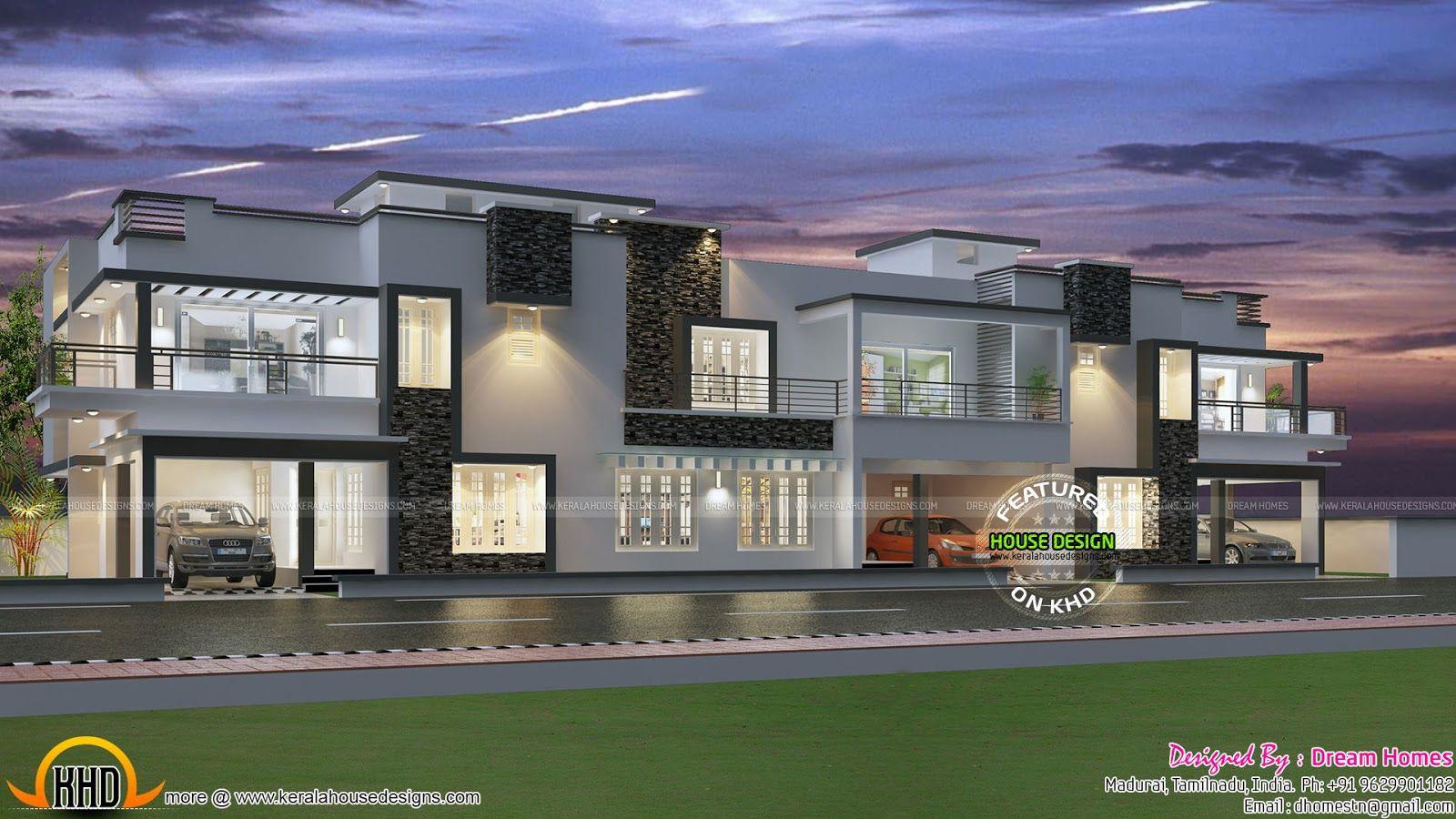 row house plan house elevation duplex pinterest free floor