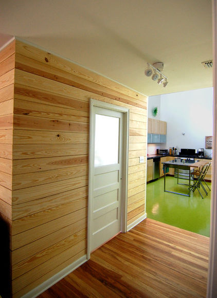 Tongue And Groove Wall Paneling Joins The Comeback Club Tongue And Groove Walls Cedar Walls White Paneling