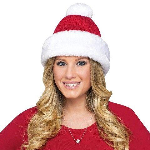 Adult's Santa Stocking Cap