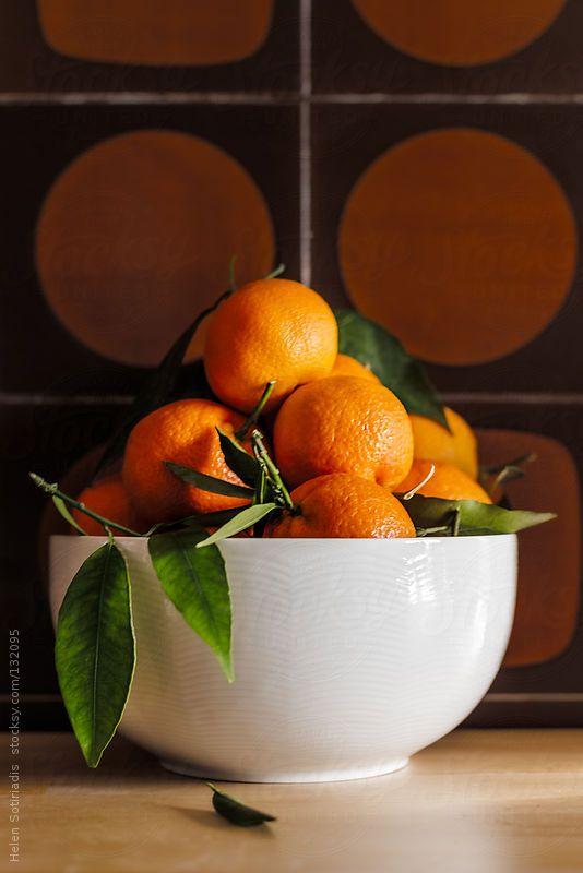 Tangerines by Helen Sotiriadis