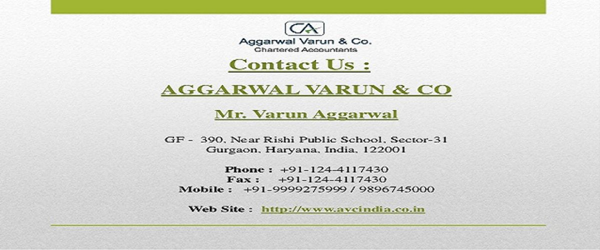 If you are finding ca in india you can contact to ca