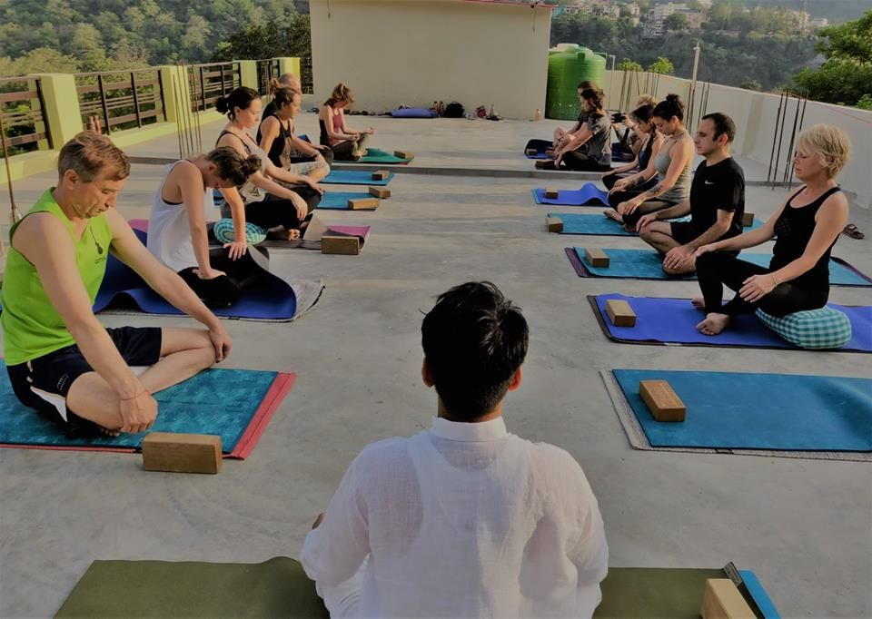 200 Hour Yoga Teacher Training India With Images 200 Hour Yoga Teacher Training Hatha Yoga Teacher Training Yoga Teacher Training India