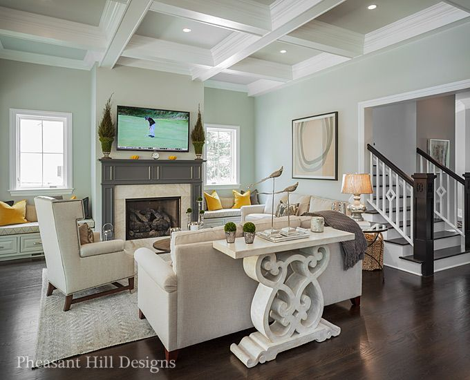 Pheasant Hill Designs  Living Room Charlotte, NC HomeArama