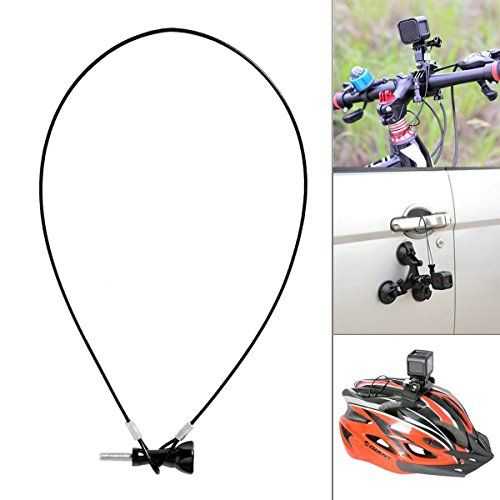 Mcocean Gopro Accessories Kit For Gopro Hero 4 3 3 Camera Tether