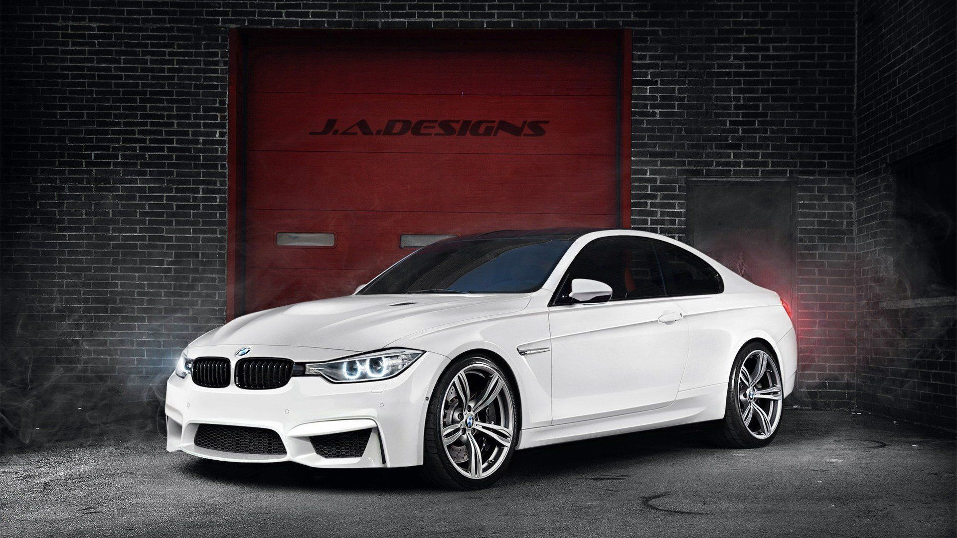 Bmw M4 Coupe Hd Wallpaper 1920 1080 Wallpaper Con Imagenes
