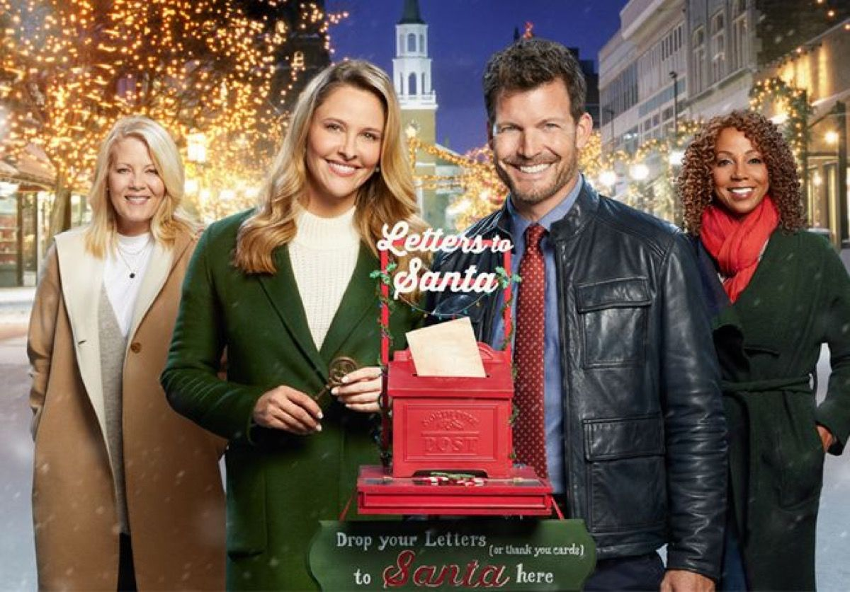 Hallmark Channel News Christmas In Evergreen Tidings of