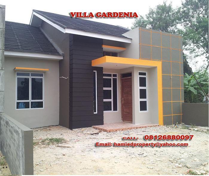 Villa Gardenia Jl Sapta Taruna Harapan Raya Pekanbaru Type 56 136m2 Type 68 180m2 Shm Minimalis 3 Kt 1 Km R Tam Rumah Minimalis Rumah Rumah Indah