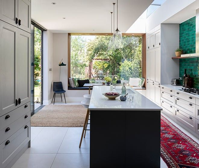 Dulwich Kitchen Design: Interior & Garden