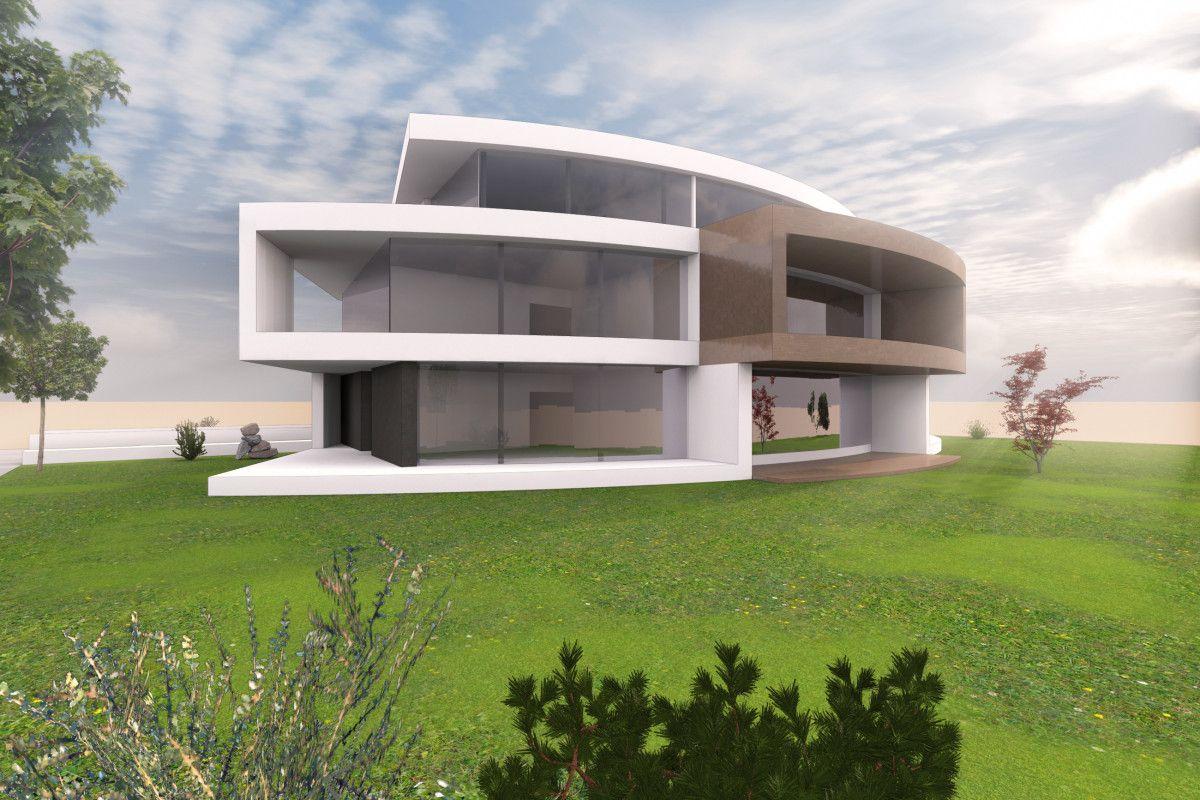 modernes mehrfamilienhaus bauen 3 6 parteien mit penthousewohnung in 2018 hausbau pinterest. Black Bedroom Furniture Sets. Home Design Ideas