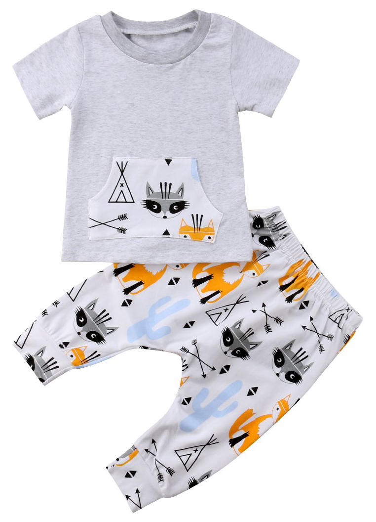 2f7b1605e21f9 Woodland Set | Trendy Sets | Baby boy outfits, Toddler outfits ...