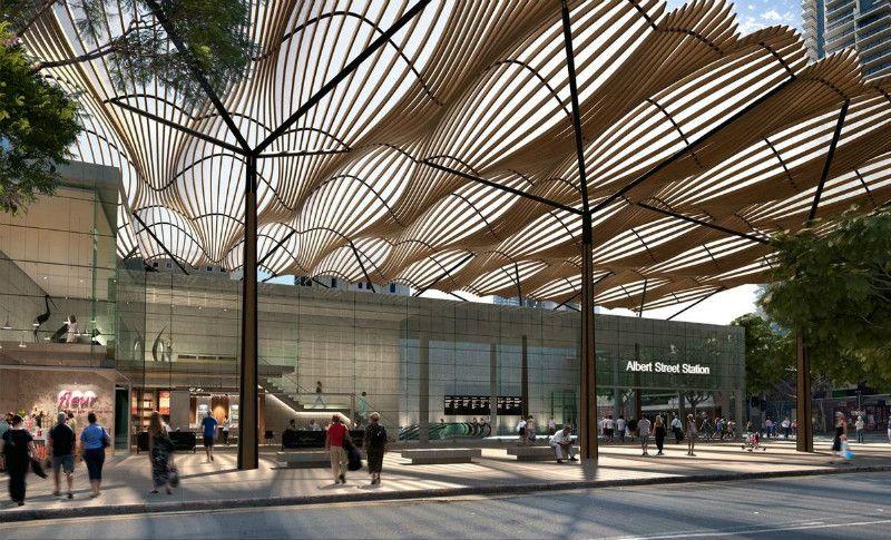 Pingl par oriana borde sur architecture pinterest for Architecture parametrique