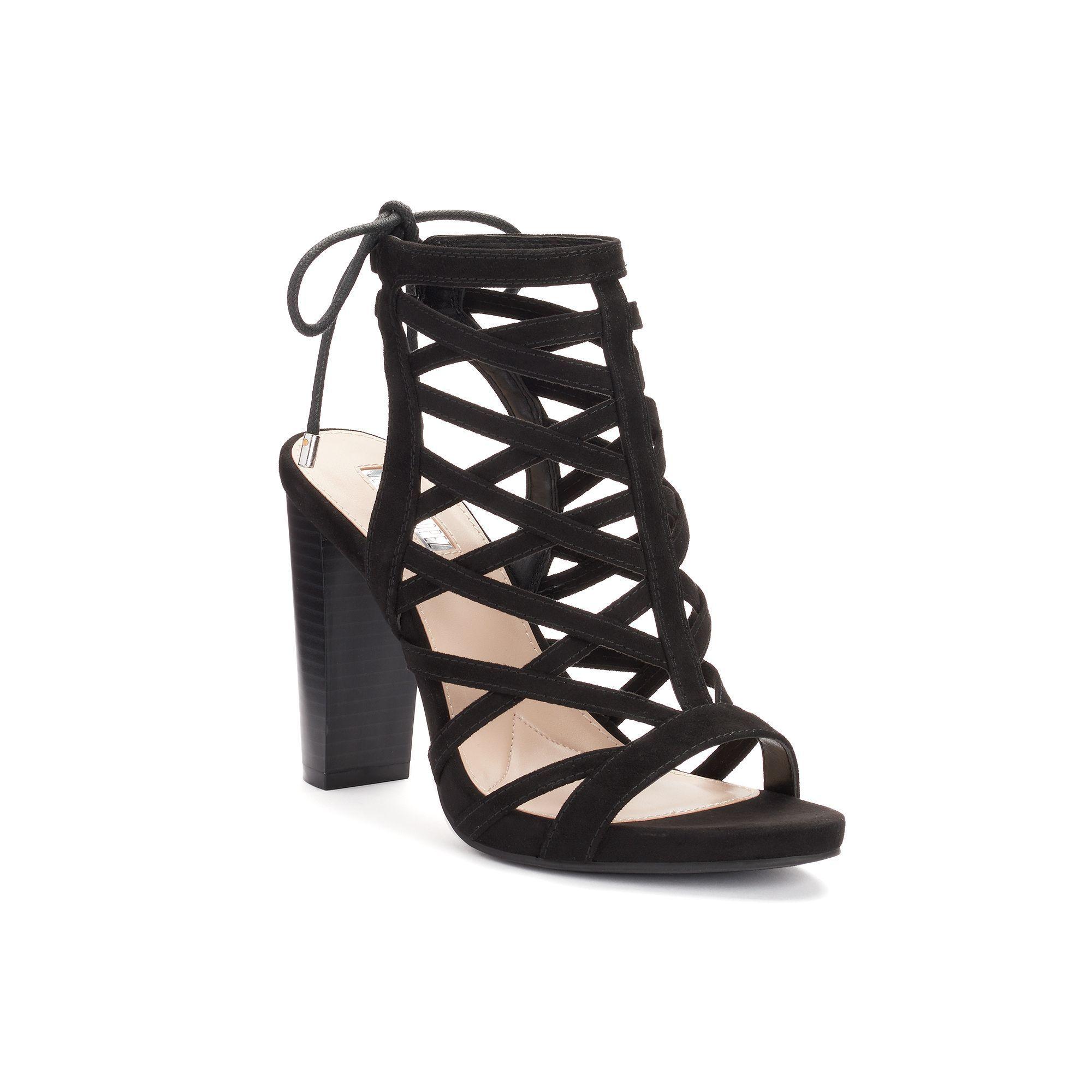Zapatos negros de punta redonda O'Neill para mujer NLiJOJBh