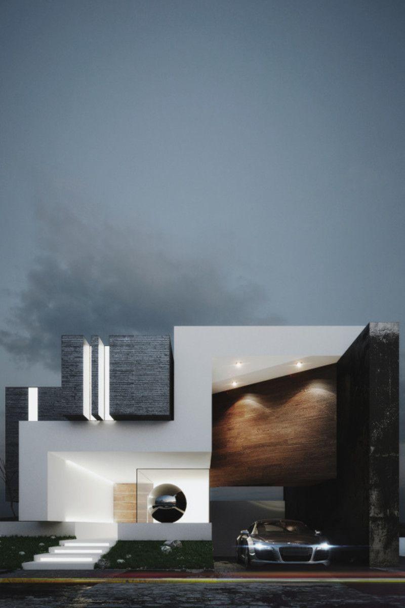 Random inspiration ultralinx fachadas minimalistas