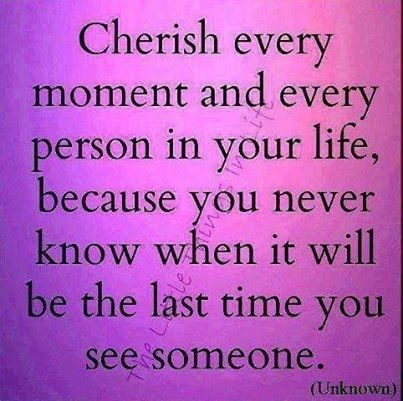 Cherish Your Life Quotes Mesmerizing Cherish Every Moment Of Your Life  Polly Loves Quotes  Ain't It