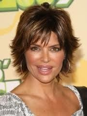 Uniformly Layered Form Hairstyle Hair Styles Short Hair Styles