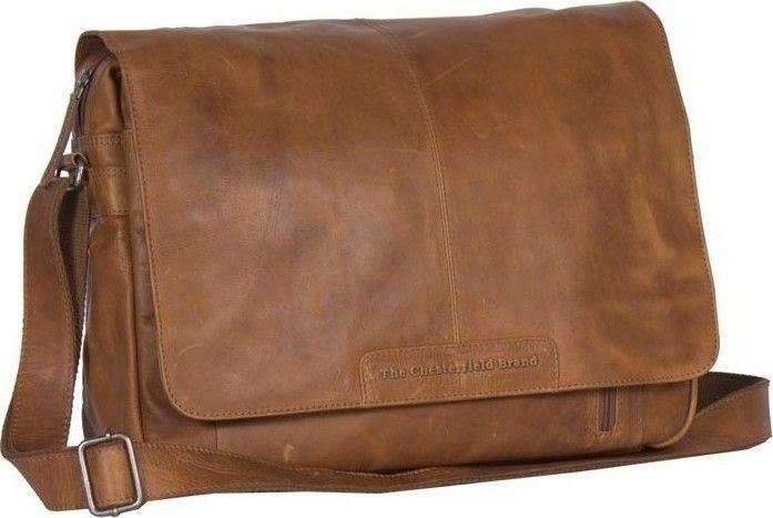 5006a1f4612 The Chesterfield Brand C48.055231 Cognac - Skroutz.gr | τσάντα ...