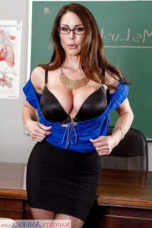 milf Hot teachers brunette