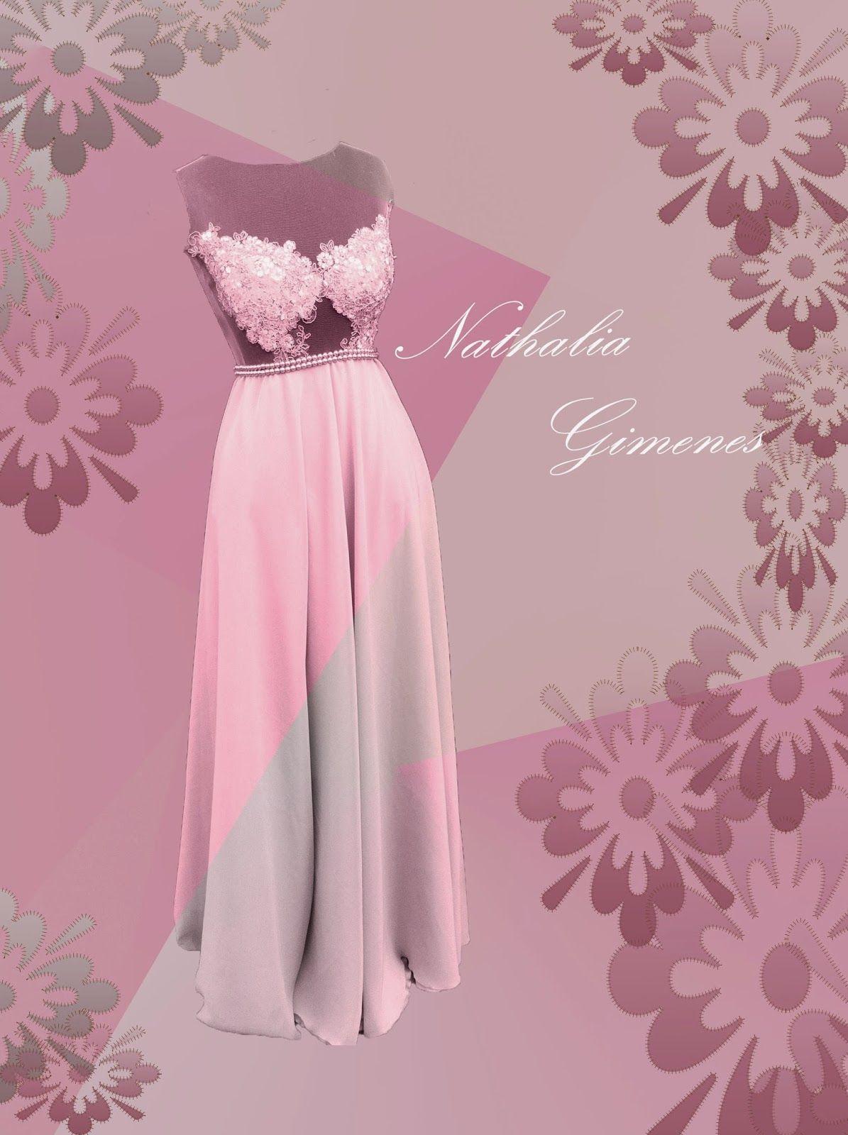 Vestido de Festa - Dress by Nathalia Gimenes