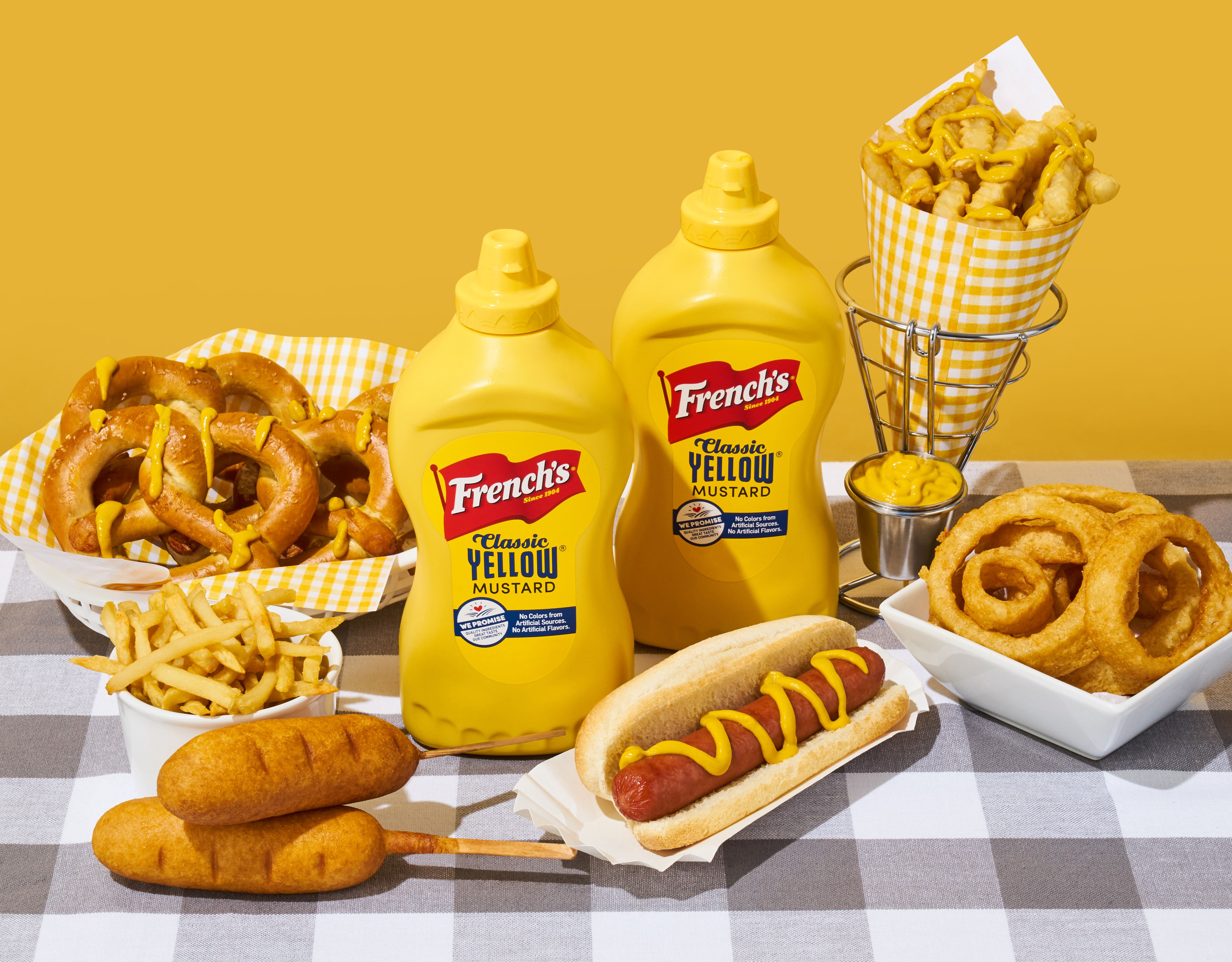 Frenchs yellow mustard in 2020 frenchs yellow mustard