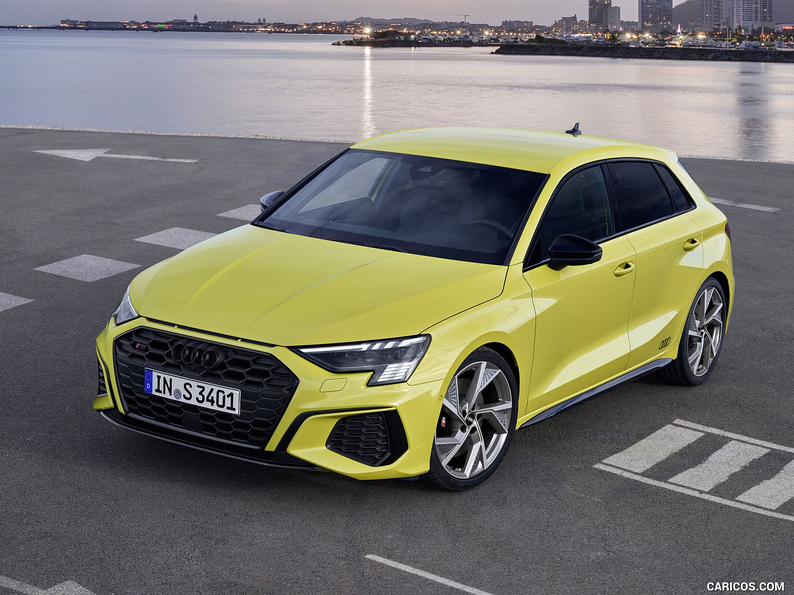 2021 Audi S3 Sportback Wallpaper in 2020 Audi, Sedan, S8