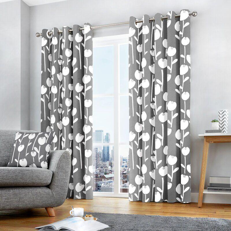 Momsen Eyelet Room Semi Sheer Curtains Grey Eyelet Curtains Ready Made Eyelet Curtains Sheer Curtains