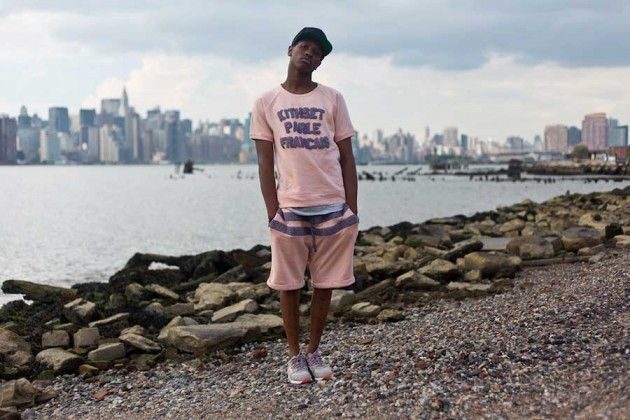 """Ronnie Fieg x BWGH """"Flamingo"""" 2013 Capsule Collection"""