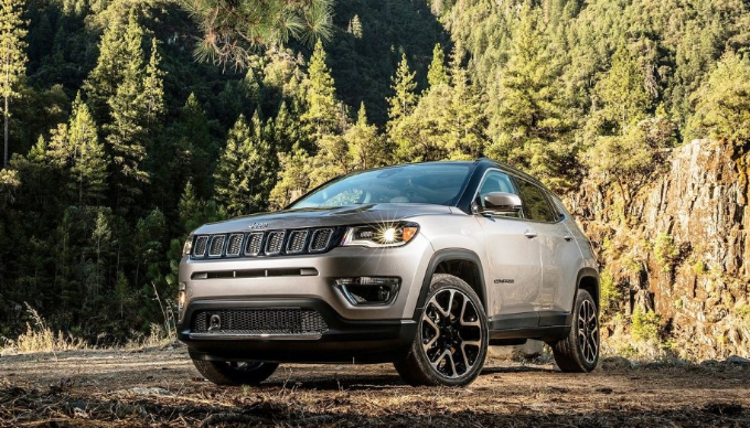 2020 Jeep Compass Latitude Review Price Interior Colors Dengan